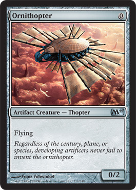 Ornithopter - Foil