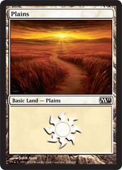 Plains (230) - Foil (Magic 2011)