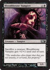 Bloodthrone Vampire - Foil