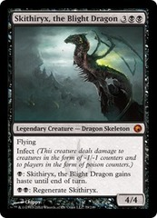 Skithiryx, the Blight Dragon - Foil