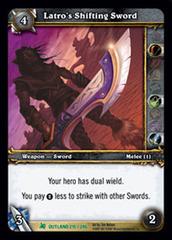 Latro's Shifting Sword