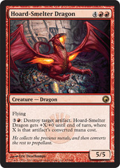 Hoard-Smelter Dragon - Foil