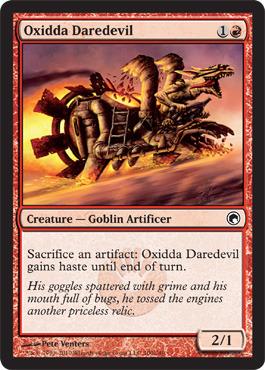 Oxidda Daredevil - Foil