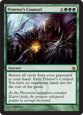 Praetors Counsel - Foil