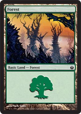 Forest (155) - Foil
