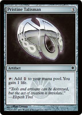 Pristine Talisman - Foil