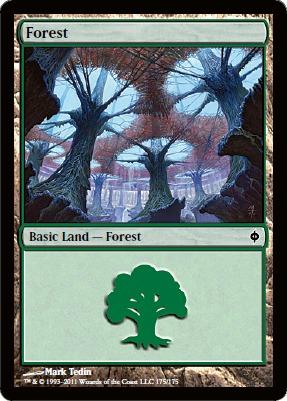Forest (175) - Foil