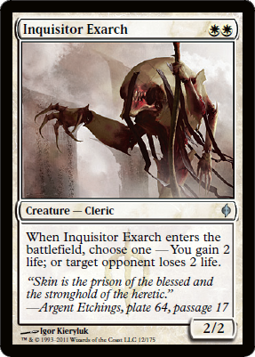 Inquisitor Exarch - Foil
