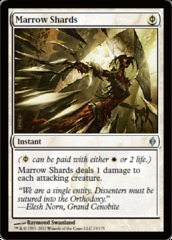 Marrow Shards - Foil