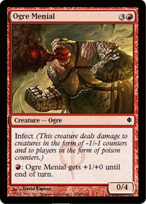 Ogre Menial - Foil