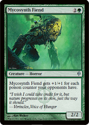 Mycosynth Fiend - Foil