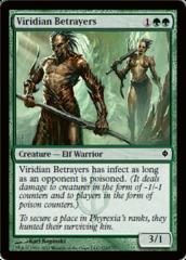 Viridian Betrayers - Foil