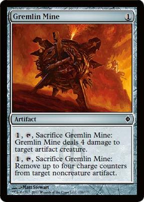 Gremlin Mine - Foil