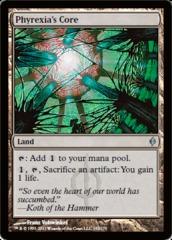 Phyrexia's Core - Foil