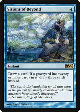Visions of Beyond - Foil