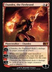 Chandra, the Firebrand - Foil