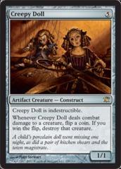 Creepy Doll - Foil