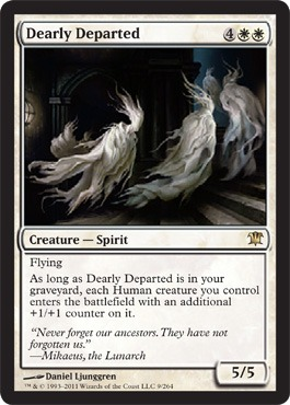 Dearly Departed - Foil