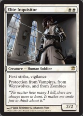 Elite Inquisitor - Foil