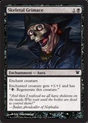 Skeletal Grimace - Foil
