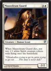 Mausoleum Guard - Foil