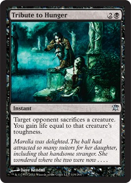 Tribute to Hunger - Foil