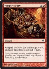 Vampiric Fury - Foil
