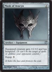Mask of Avacyn - Foil