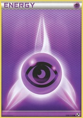 Psychic Energy - 109/114 - Common - Reverse Holo