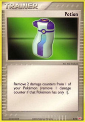 Potion - 8/10 - Common - Reverse Holo