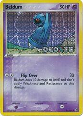 Beldum - 55/107 - Common - Reverse Holo