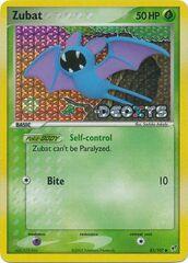 Zubat - 83/107 - Common - Reverse Holo