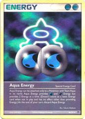 Aqua Energy - 86/95 - Uncommon - Reverse Holo