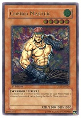 Combo Master - CDIP-EN029 - Ultimate Rare - Unlimited Edition