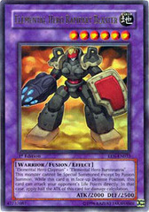 Elemental Hero Rampart Blaster - EEN-EN033 - Ultra Rare - Unlimited Edition