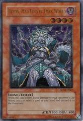 Brron, Mad King of Dark World - Ultimate - EEN-EN022 - Ultimate Rare - Unlimited Edition