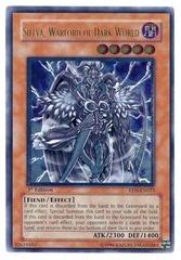 Sillva, Warlord of Dark World - EEN-EN023 - Ultimate Rare - Unlimited Edition