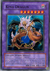 King Dragun - FET-EN036 - Super Rare - Unlimited Edition