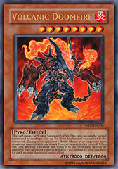 Volcanic Doomfire - FOTB-EN008 - Ultra Rare - Unlimited Edition