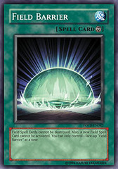 Field Barrier - FOTB-EN042 - Common - Unlimited Edition