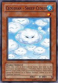 Cloudian - Sheep Cloud - GLAS-EN008 - Super Rare - Unlimited Edition