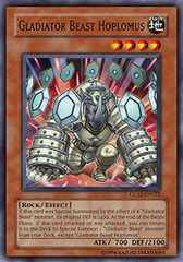 Gladiator Beast Hoplomus - GLAS-EN022 - Common - Unlimited Edition