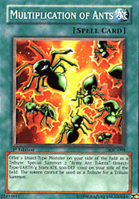 Multiplication of Ants - IOC-098 - Common - Unlimited Edition