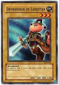 Swordsman of Landstar - LON-002 - Common - Unlimited Edition