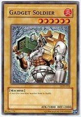 Gadget Soldier - LON-010 - Common - Unlimited Edition