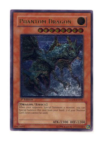 Phantom Dragon - LODT-EN041 - Ultimate Rare - Unlimited Edition