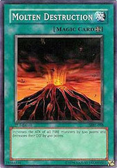 Molten Destruction - MRL-098 - Common - Unlimited Edition