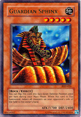 Guardian Sphinx - PGD-025 - Ultra Rare - Unlimited Edition