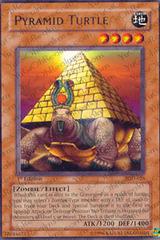 Pyramid Turtle - PGD-026 - Rare - Unlimited Edition