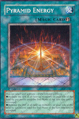 Pyramid Energy - PGD-040 - Common - Unlimited Edition